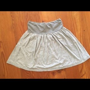 Golly Hicks Gray Skirt